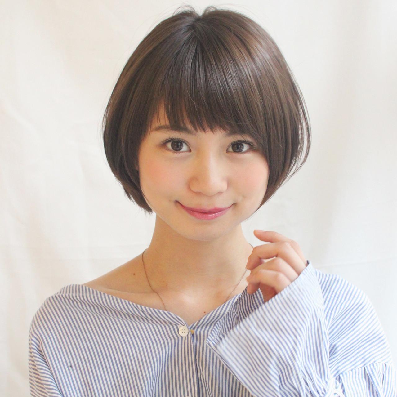 【種類別】挑戦したくなる人気のショートスタイルを一挙大公開♡ 羽田ひろむ