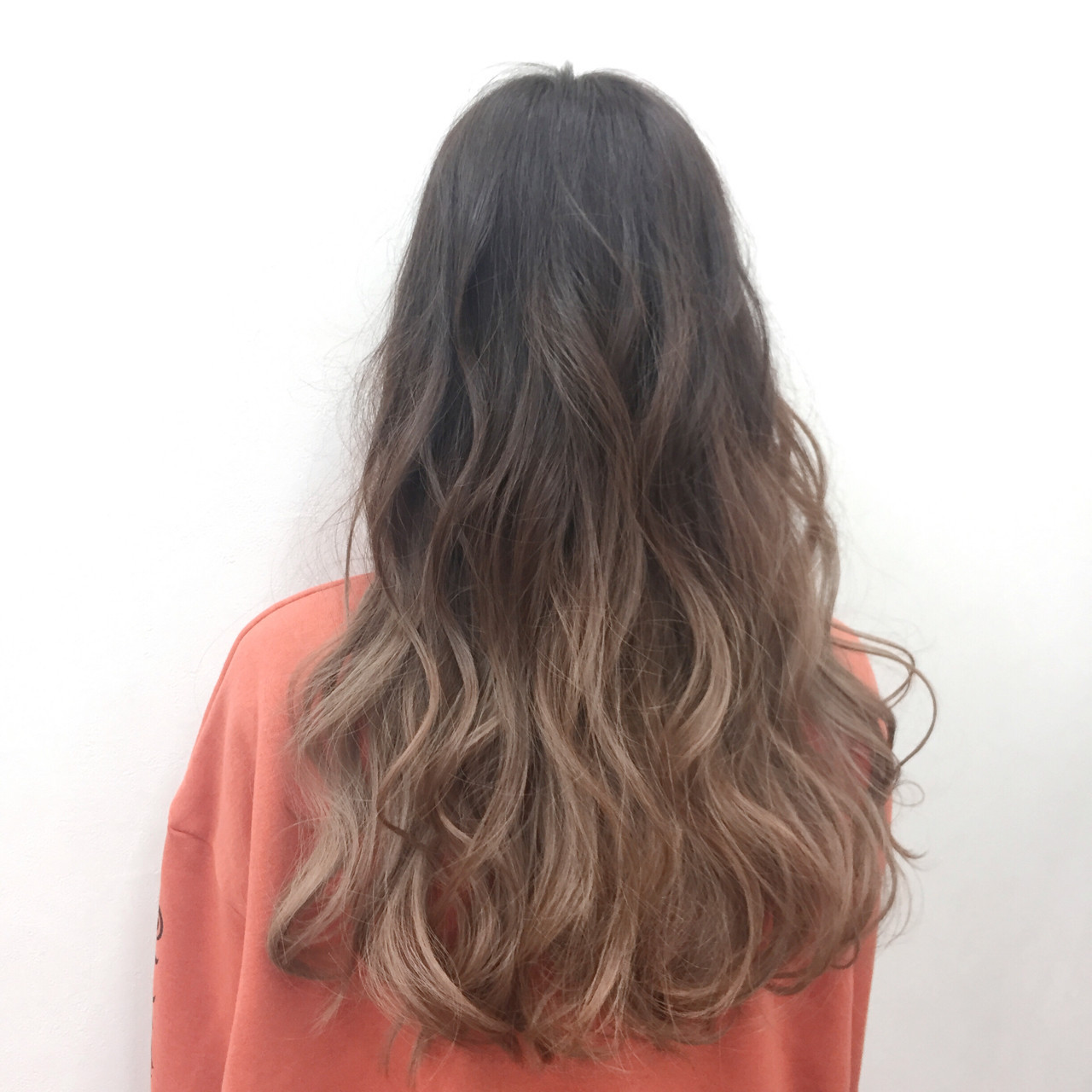 ピンク ベージュ ミルクティー 春 ヘアスタイルや髪型の写真・画像