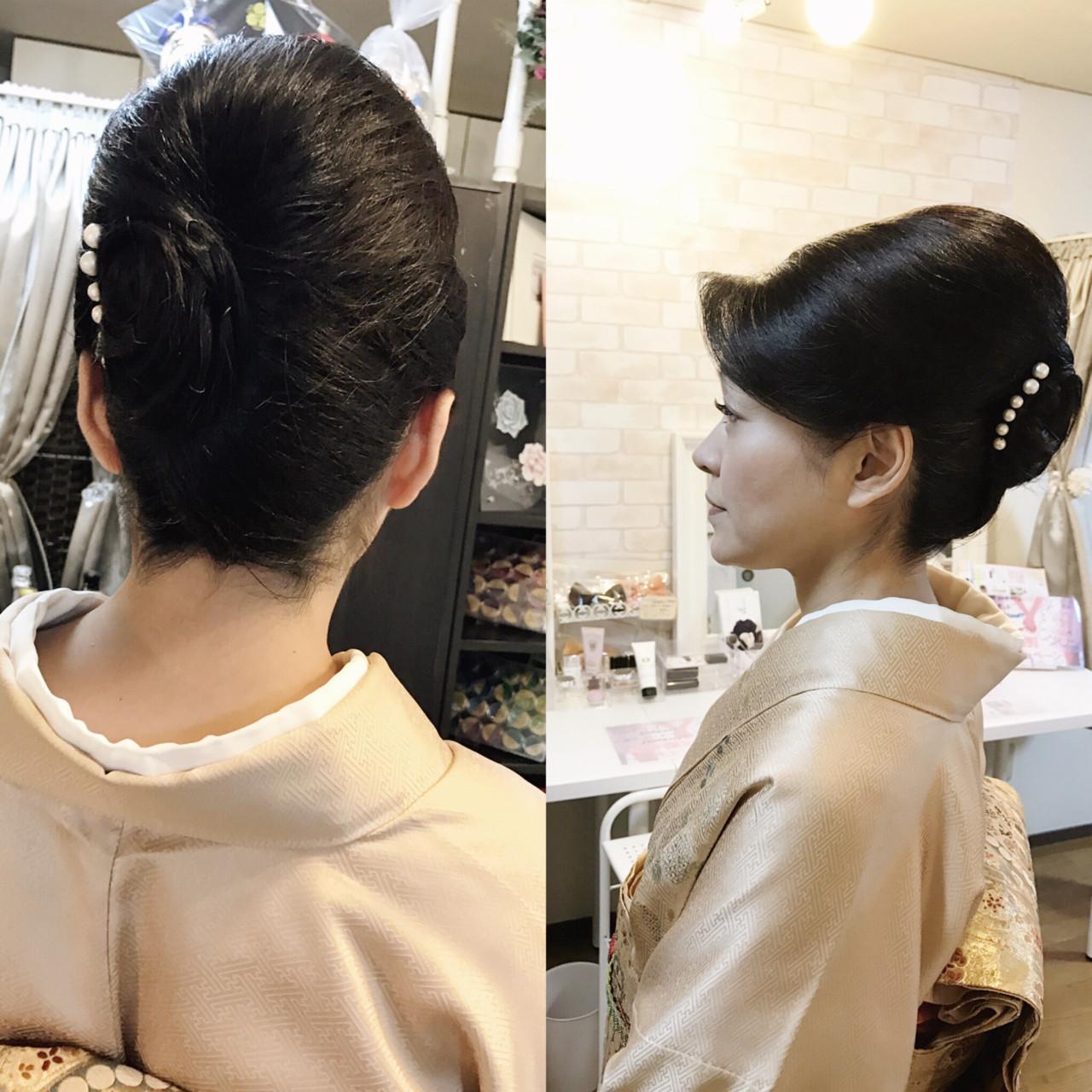 結婚式髪型はやっぱりアップ♡長さ別!女度が上がるアップアレンジをご紹介! Moriyama Mami