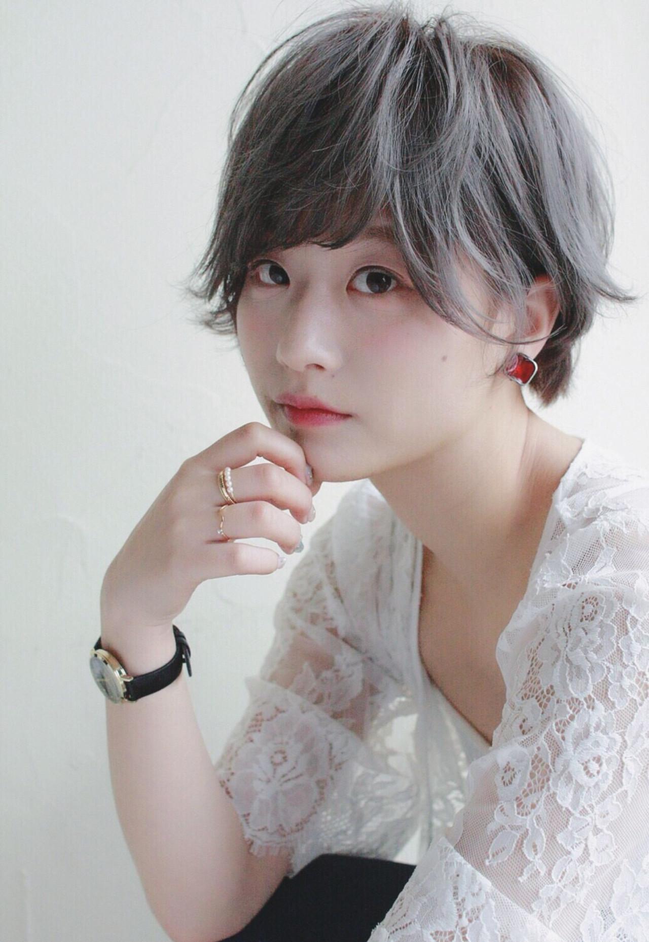 【種類別】挑戦したくなる人気のショートスタイルを一挙大公開♡ ayaka