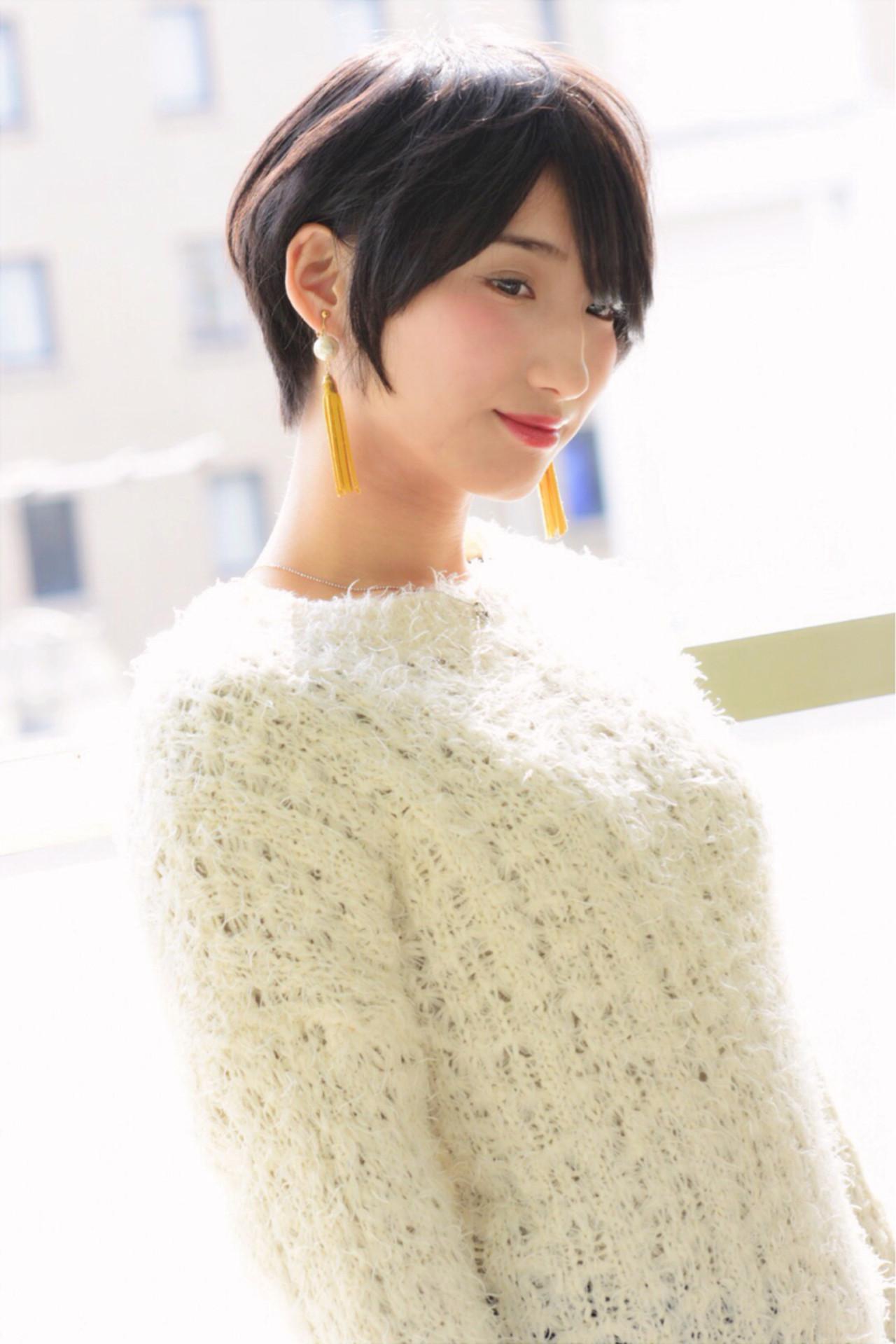 【種類別】挑戦したくなる人気のショートスタイルを一挙大公開♡ カワノナオト【福岡美容師】 | kchiara