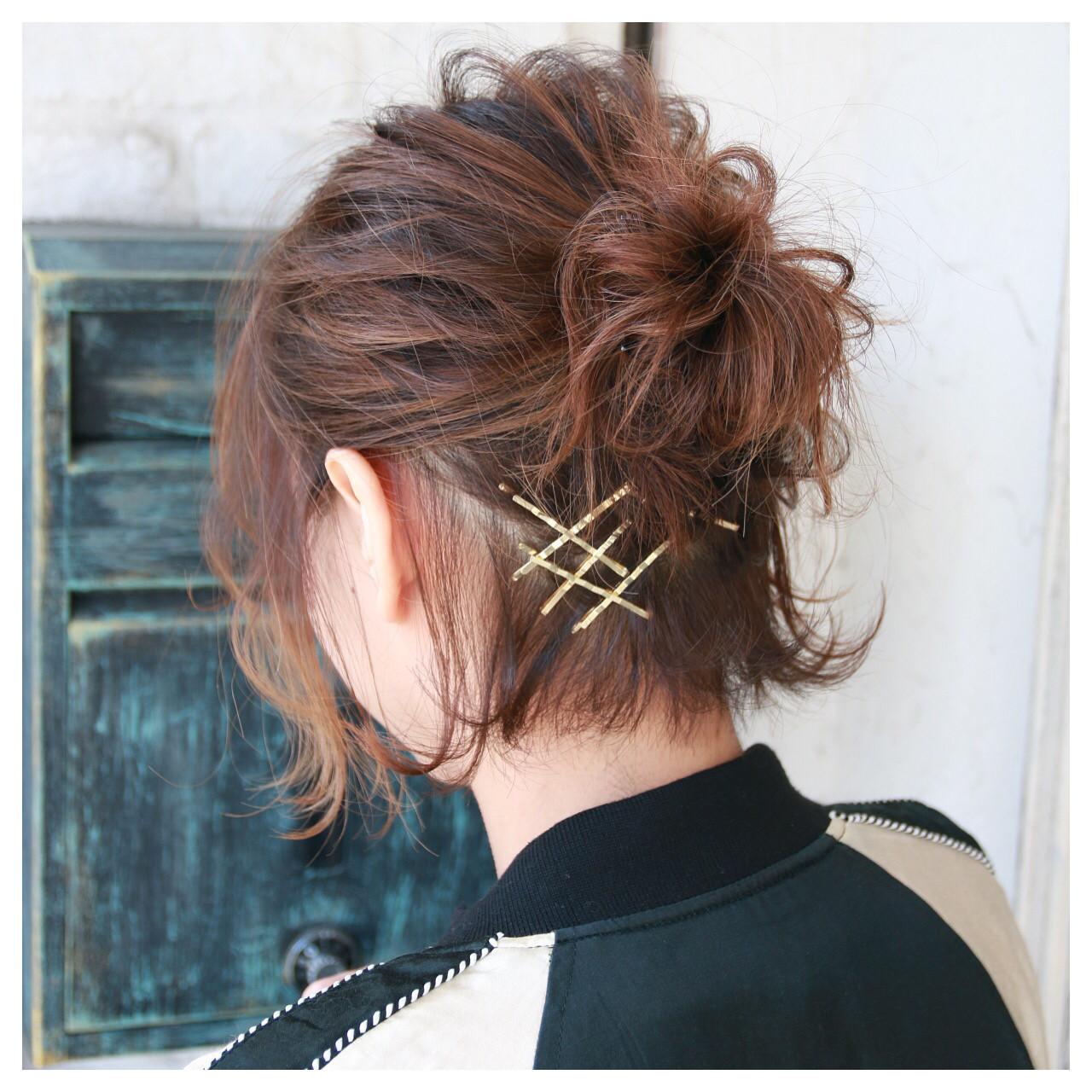 前髪ありなしどちらも可愛い♡どちらでも使い分けられるアレンジ集 松谷 聖史