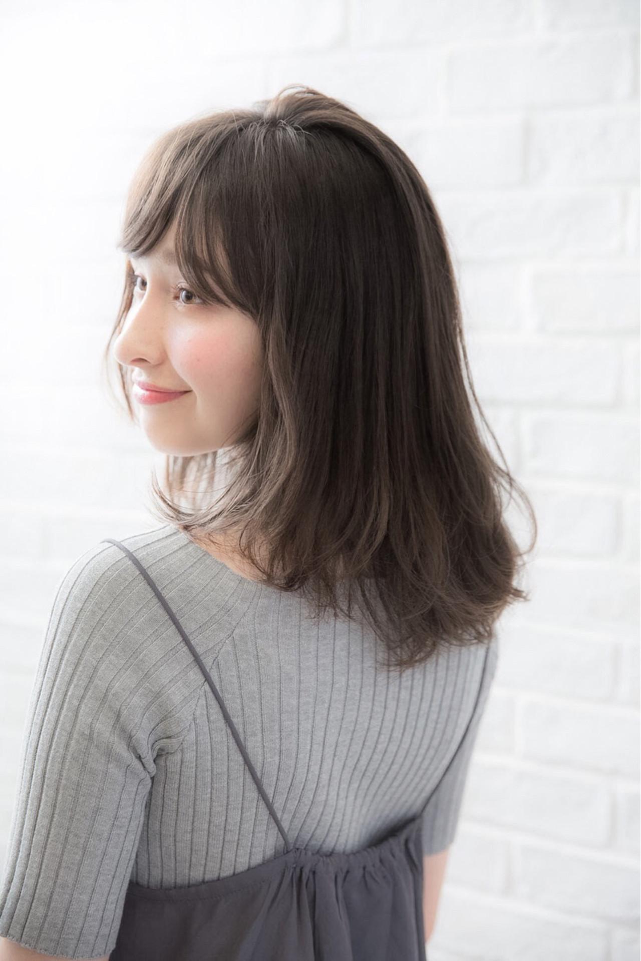 シックで大人可愛いヘアにはダークブラウンがマストカラー♡ Grow by GARDEN 細田