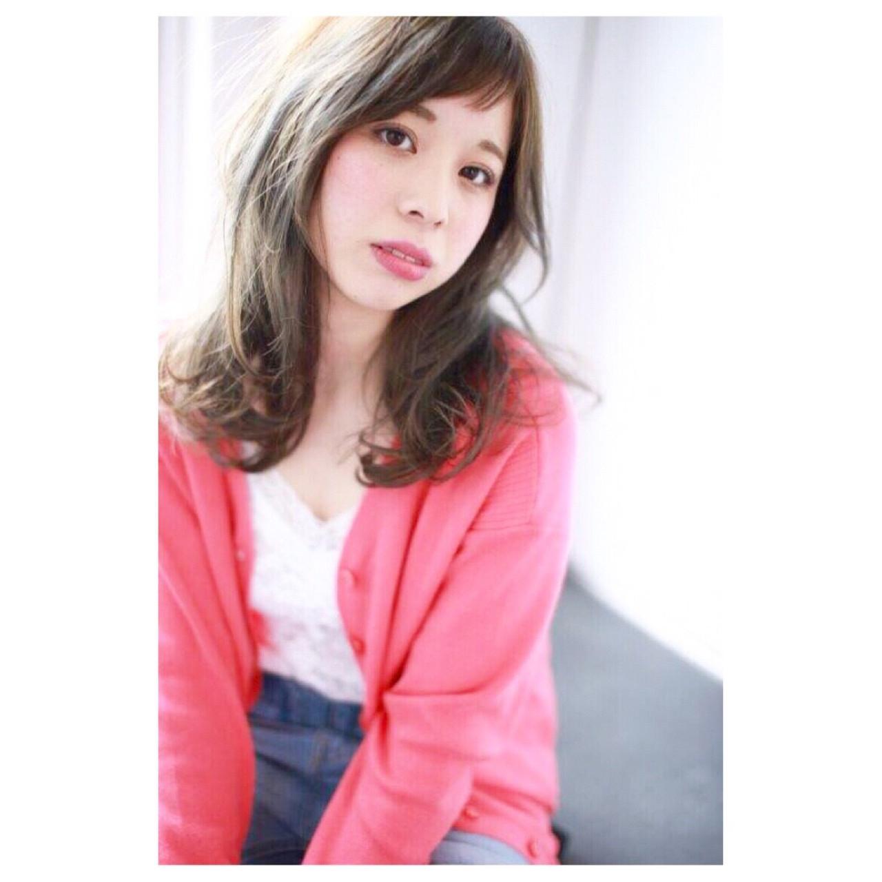 グレージュで叶っちゃう!絶対手に入れたい外国人風ニュアンスヘア Yumi Hiramatsu