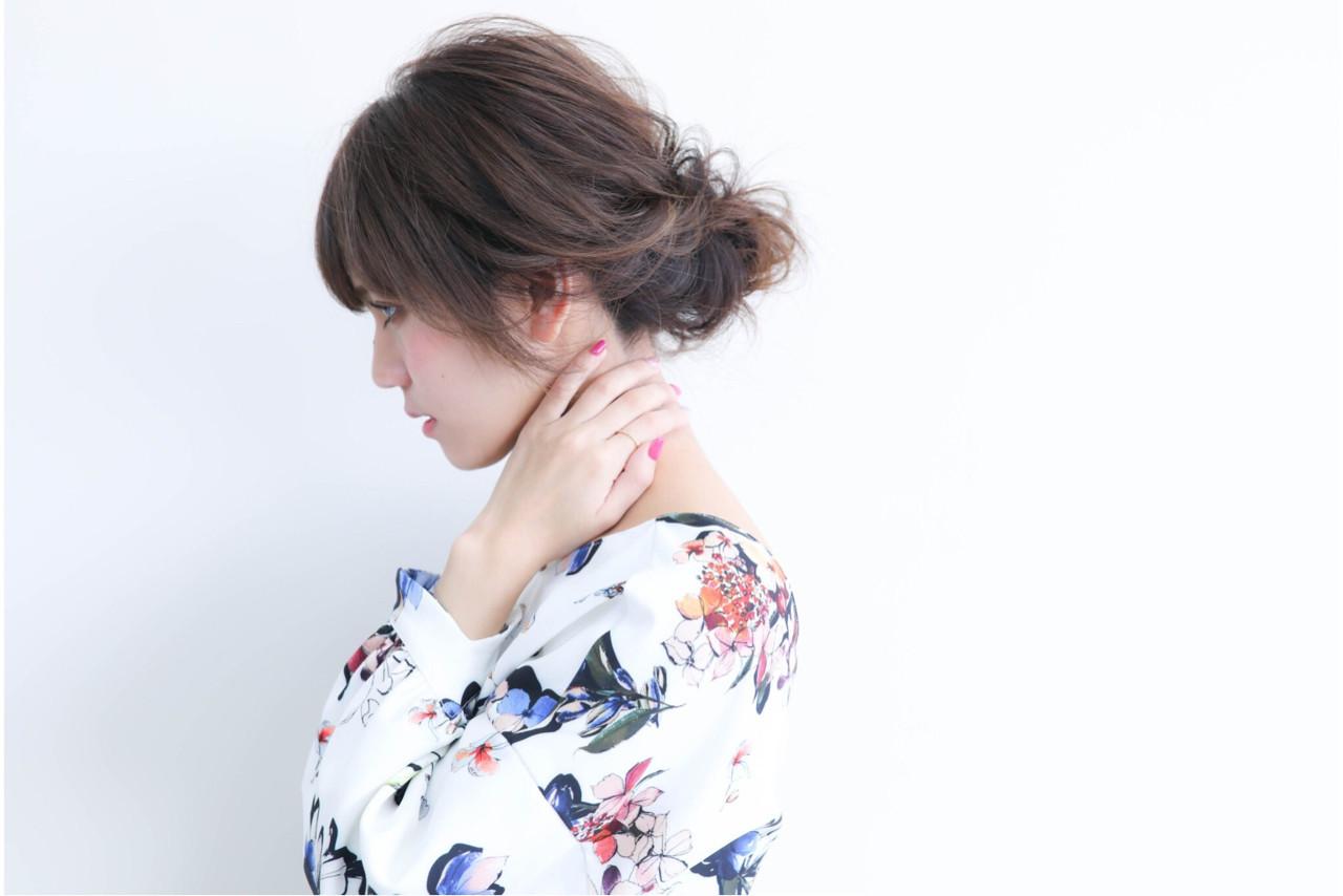 前髪ありなしどちらも可愛い♡どちらでも使い分けられるアレンジ集 高瀬 功二
