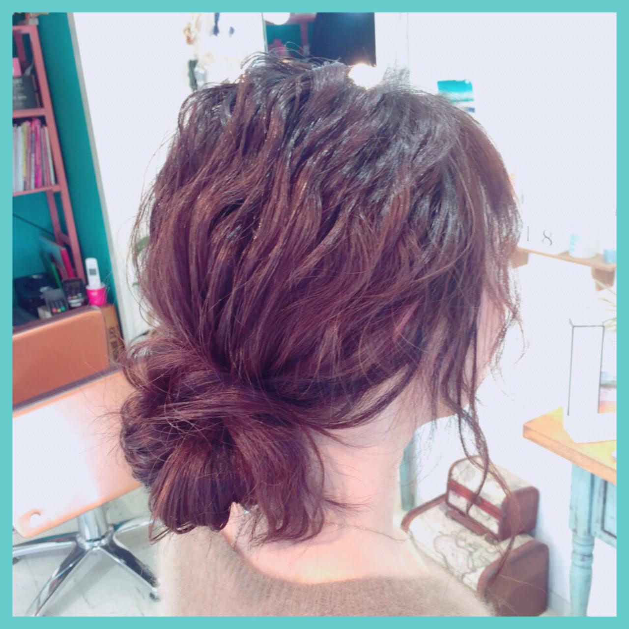 バリエーションは無限大!?ヘアピンだけでつくれるアレンジヘア KAUNALOA hair&make