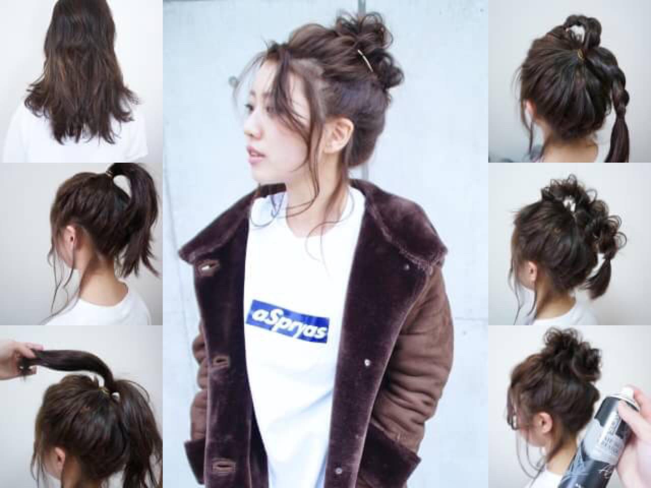 パーティーヘアだってセルフが常識♡自分でできるヘアセット 平岡 歩 hiraocatalogue | hair&beauty NON