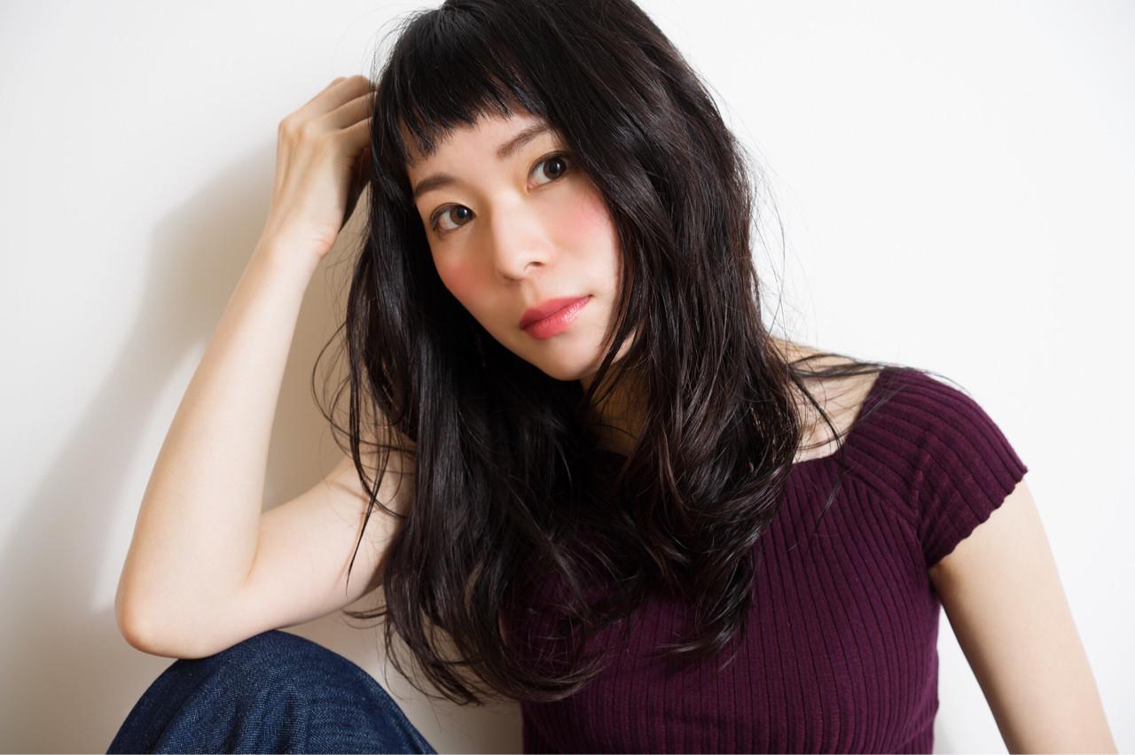 SEXY&CUTEな女子急増中!キーワードは「黒髪×パーマ」 黒崎伸治