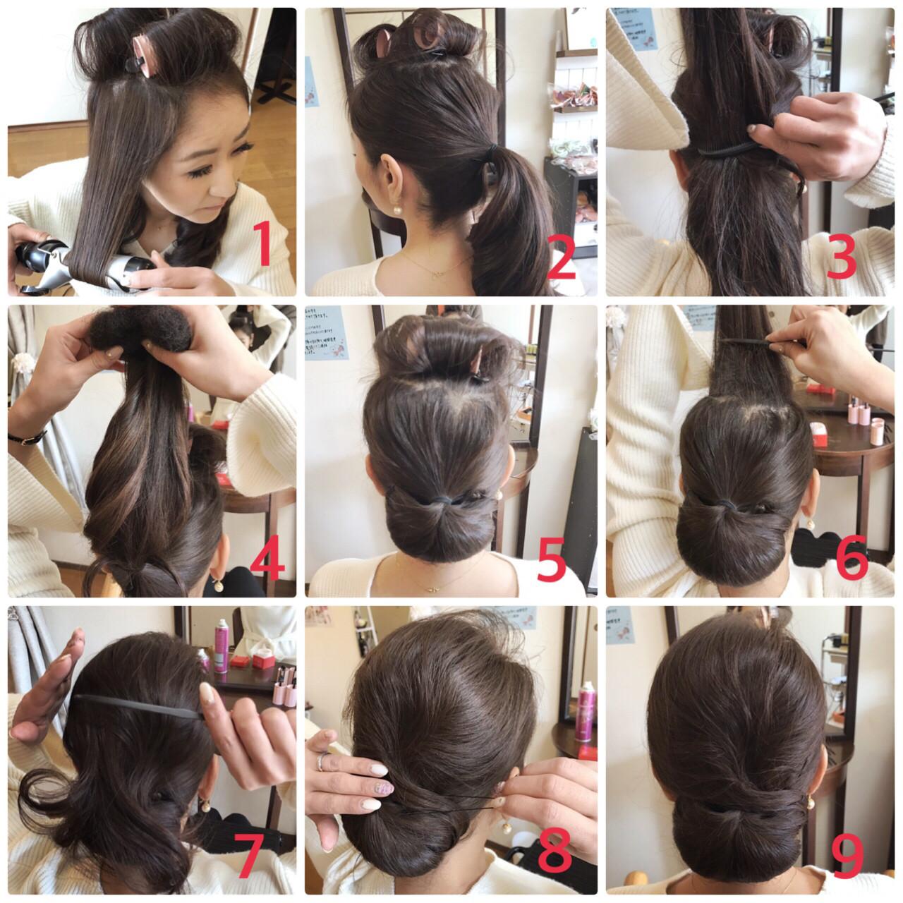 パーティーヘアだってセルフが常識♡自分でできるヘアセット Moriyama Mami | hair make&body jewelry Three-keys