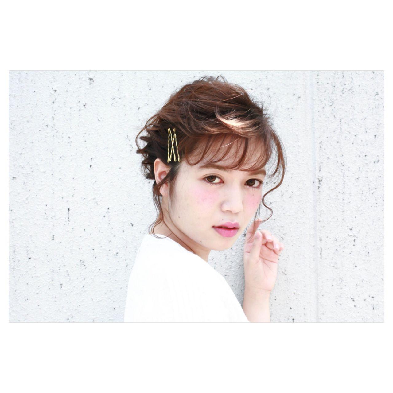 新たな魅力を発見?ショートヘア×編み込みでオシャレ度UP Yukimi