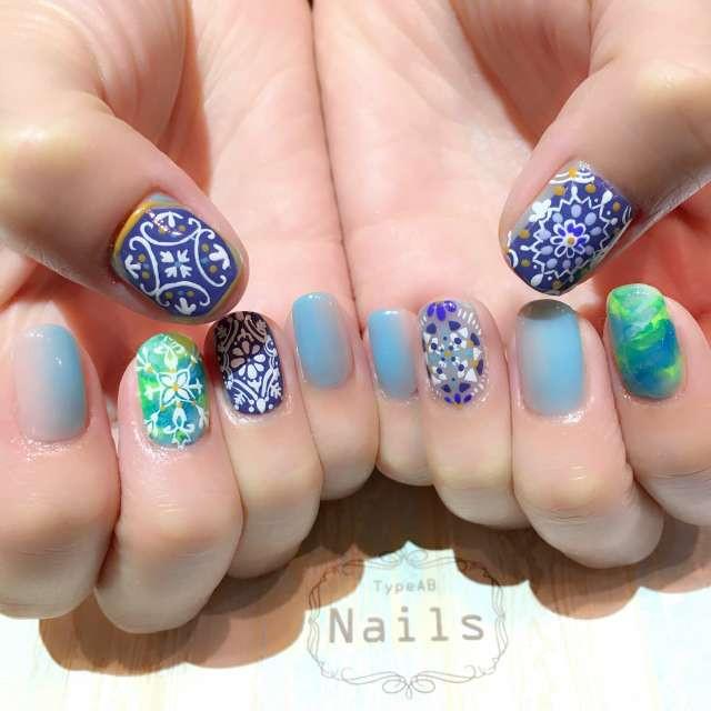 出典:ayumi-nail
