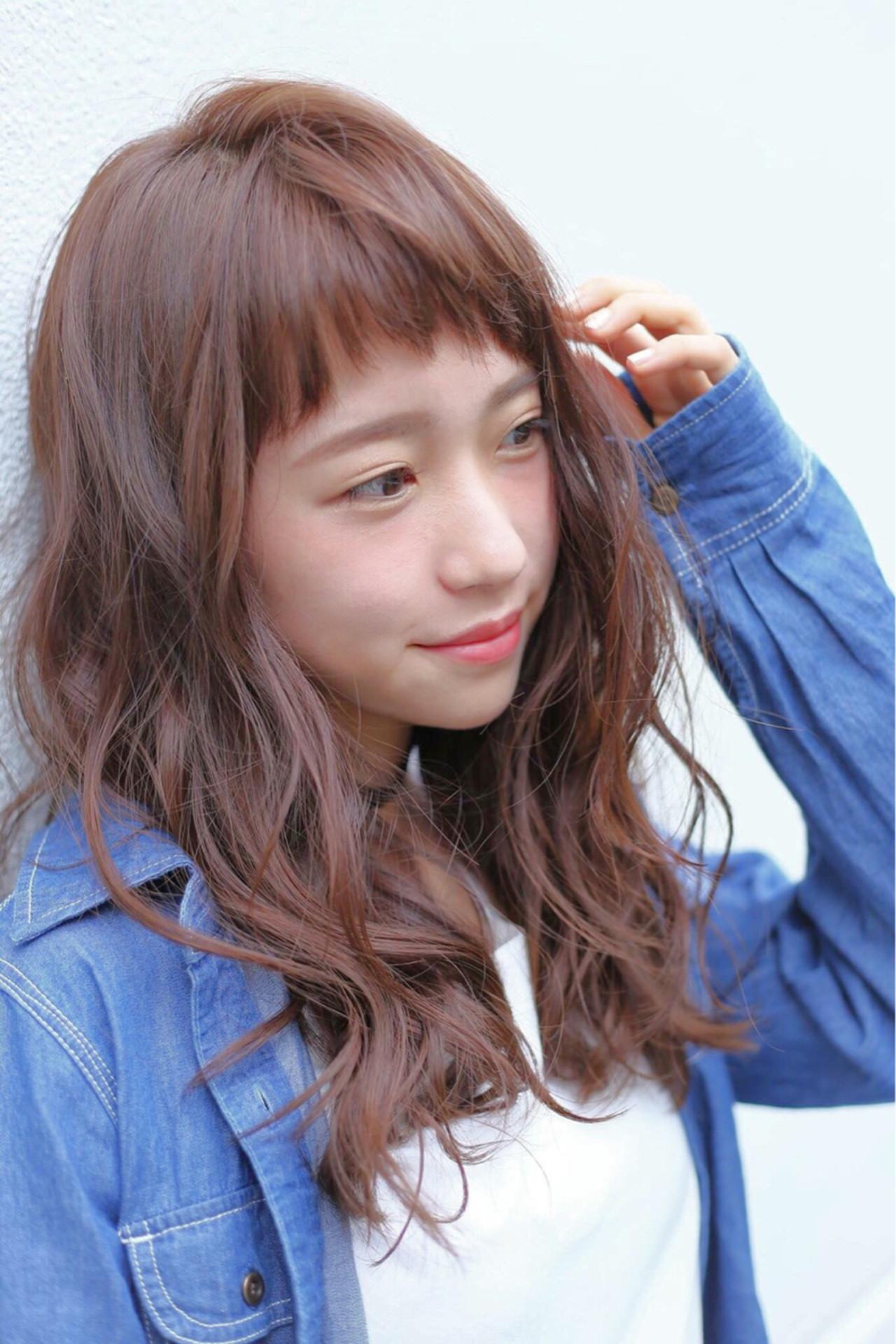 おしゃれヘアスタイル2017!編集部オススメ髪型を長さ別ヘアカタログでお届け! 渡辺 香子