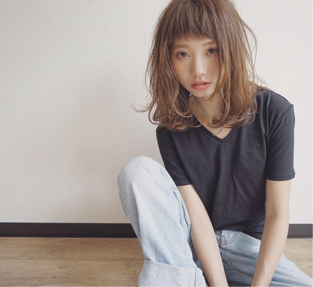 おしゃれヘアスタイル2017!編集部オススメ髪型を長さ別ヘアカタログでお届け! 加藤 優希