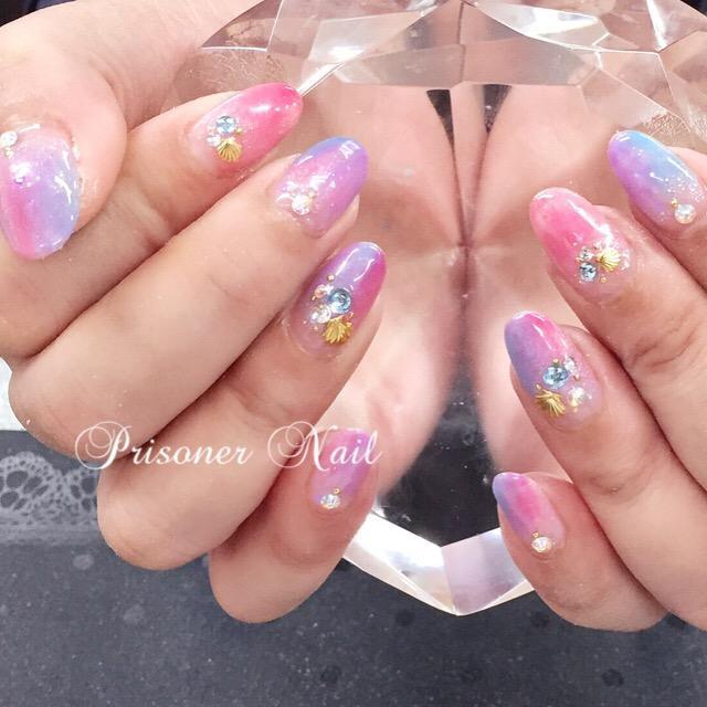 恋愛運もあがりそう♡ハッピーピンクで作るとびきり可愛いネイルデザイン10選