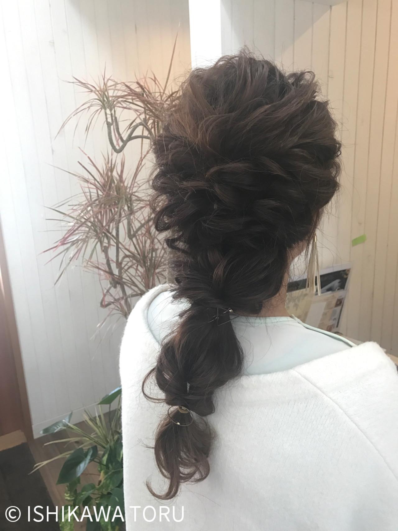 エレガント 大人女子 ロング 上品 ヘアスタイルや髪型の写真・画像