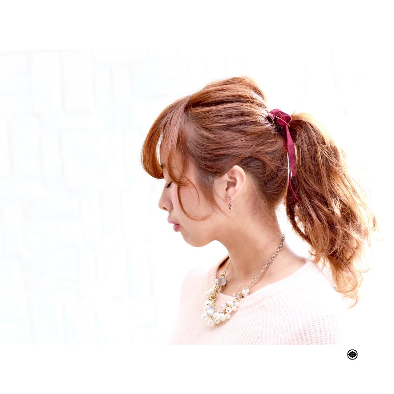 簡単可愛い♡周りと差をつけるポニーテールのやり方教えちゃいます! 中野 裕介/jap international