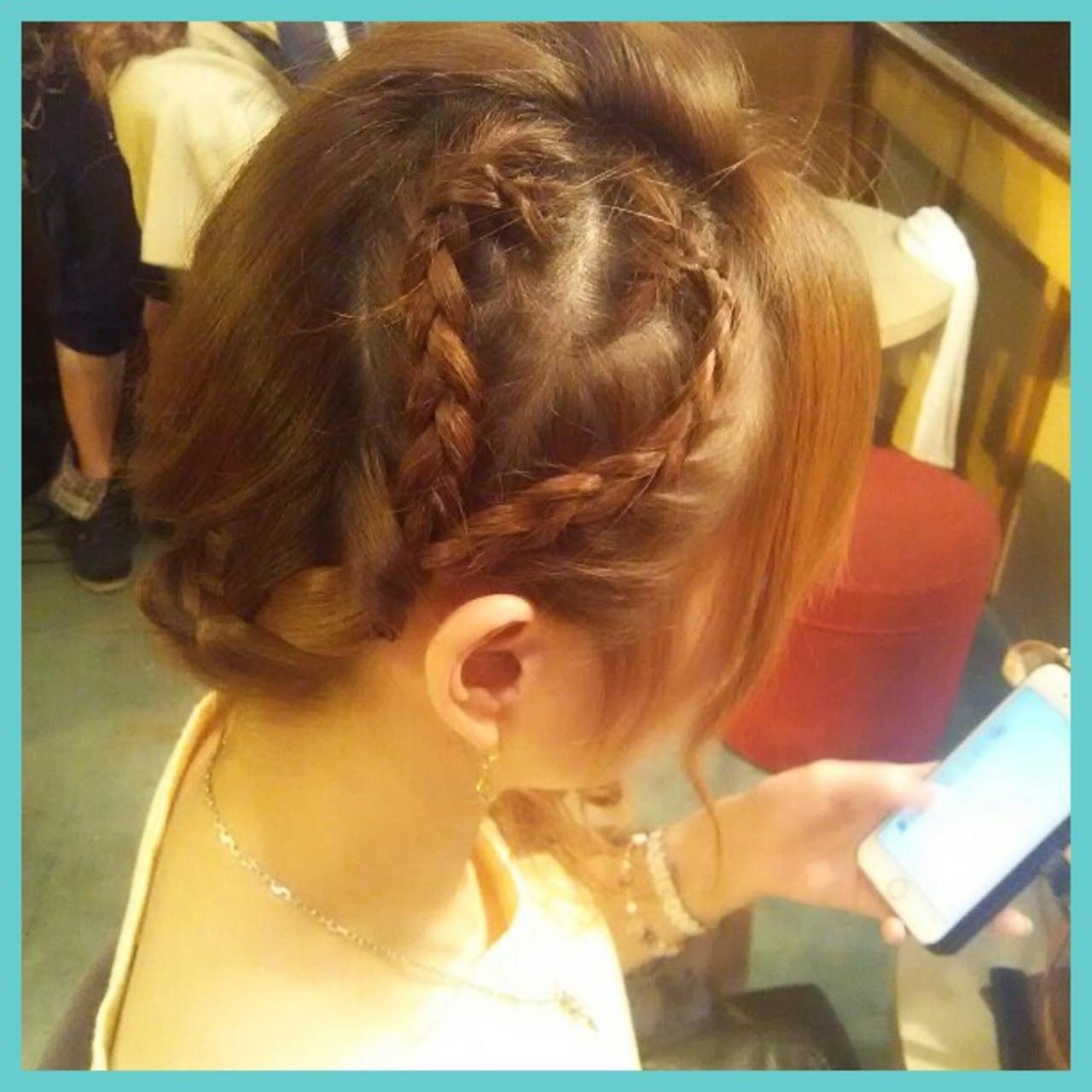 ハートモチーフでガーリーに♡とびきり可愛くなれちゃうハートのヘアアレンジ10選 横島 真実