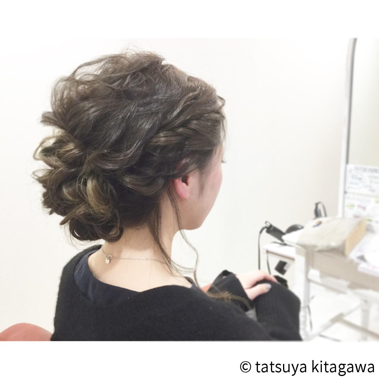 結婚式髪型はこれ!モテアレンジ無限大のロングでつくる華やか雰囲気♡ tatsuya kitagawa