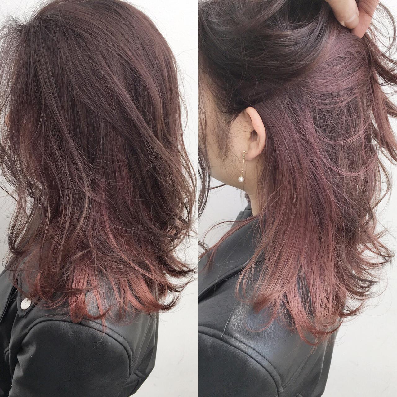 【外国人風ヘアカラー】なりたい髪色でカラーリングを変えるのが上級者♡ 仲澤 武 tornado