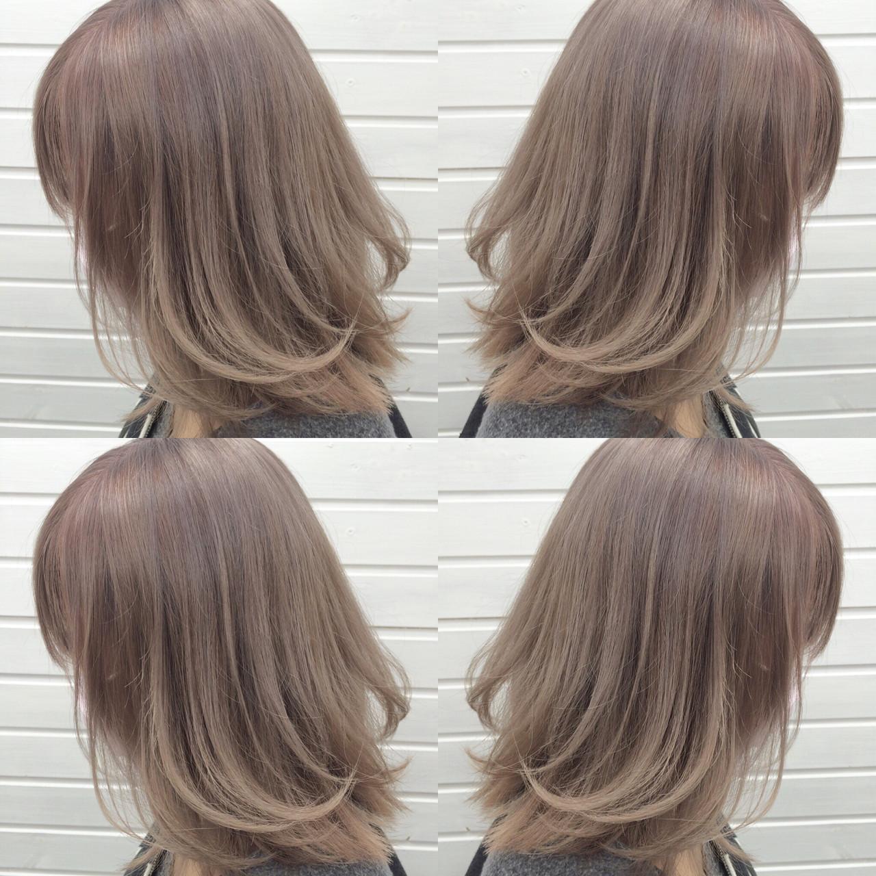 【外国人風ヘアカラー】なりたい髪色でカラーリングを変えるのが上級者♡ universe