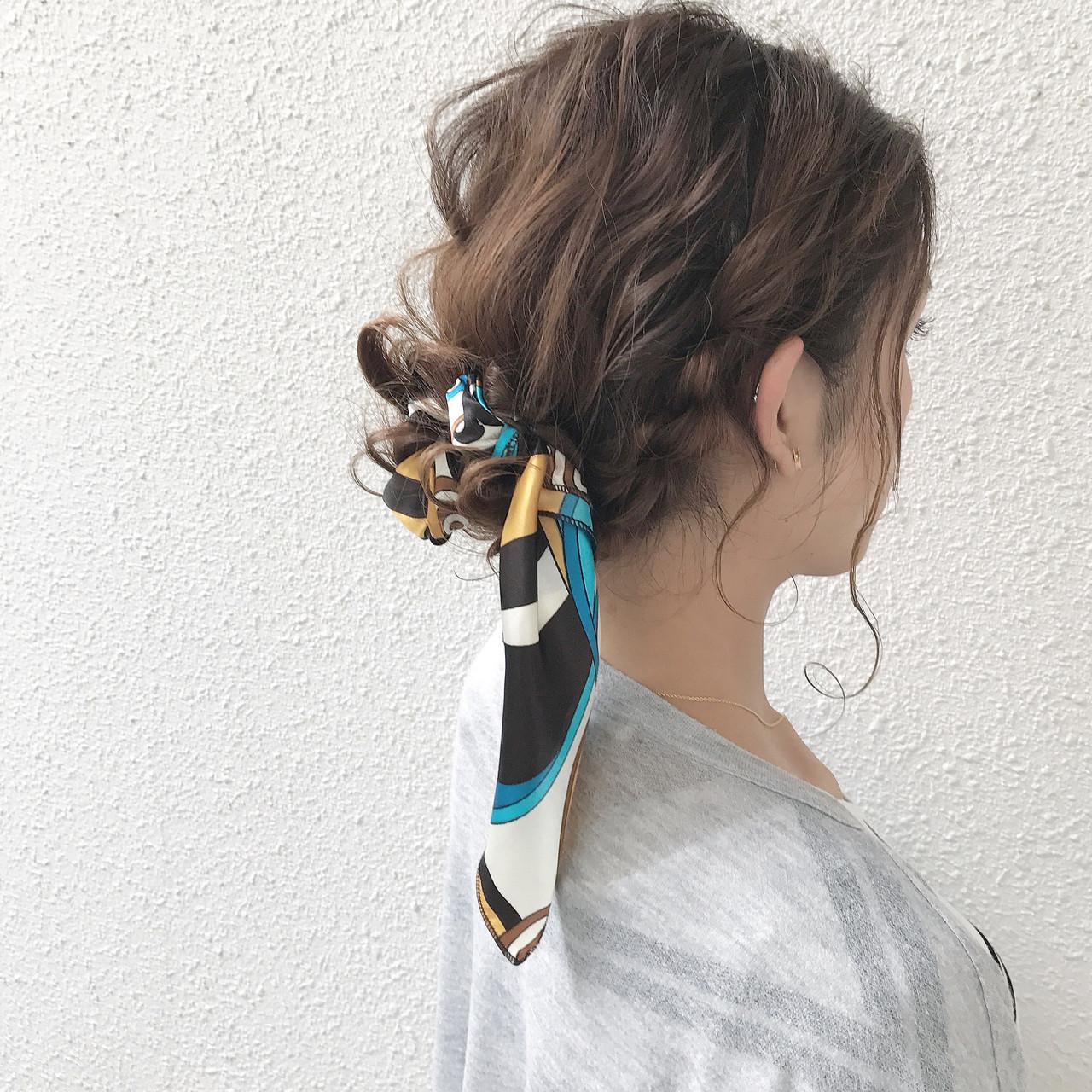 【ミディアム向け】どんなシーンでも使える大人かわいいまとめ髪特集 キムラユウタ
