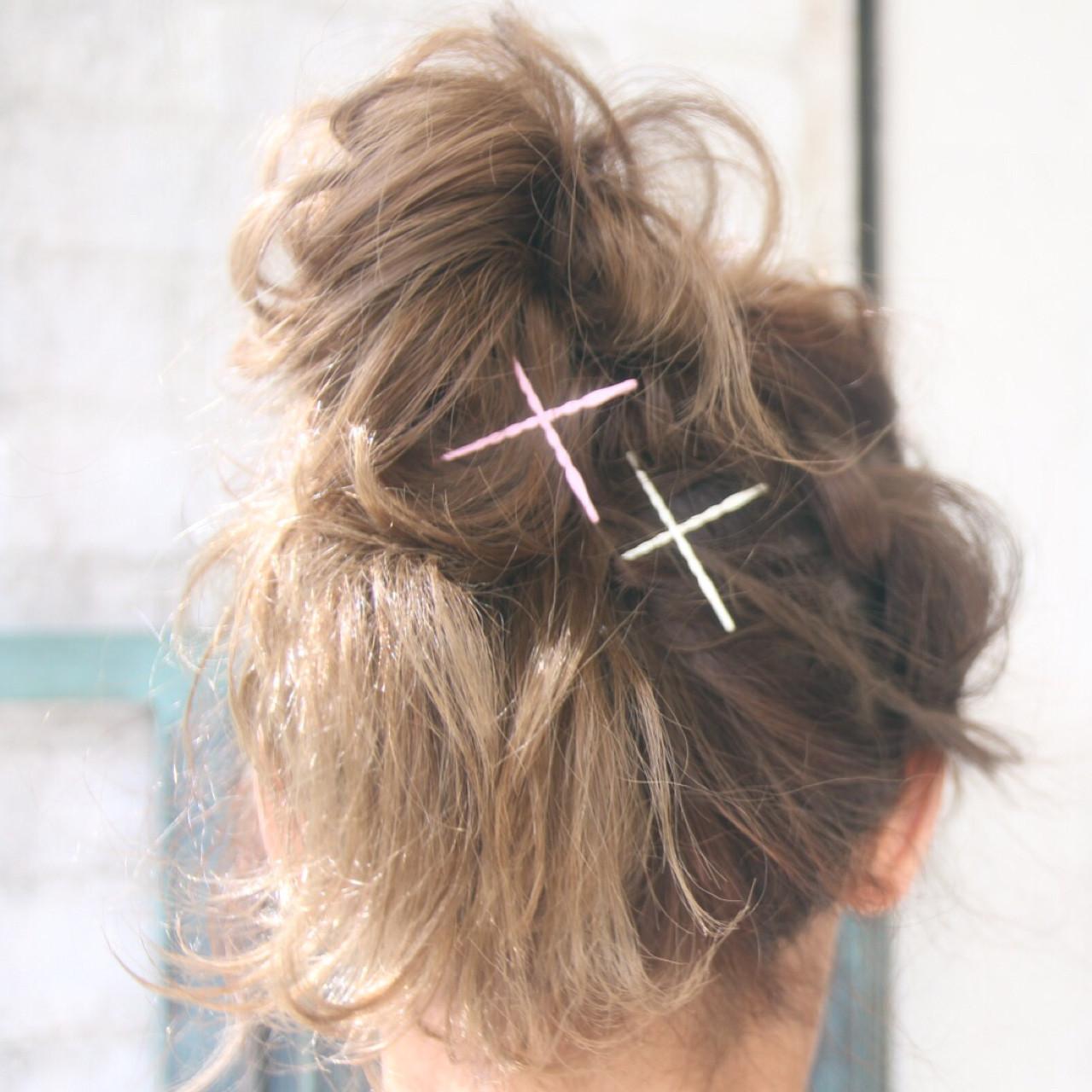 海外女子のヘアアレンジが可愛い♡バリエーション豊富なヘアアレンジ集 松谷 聖史