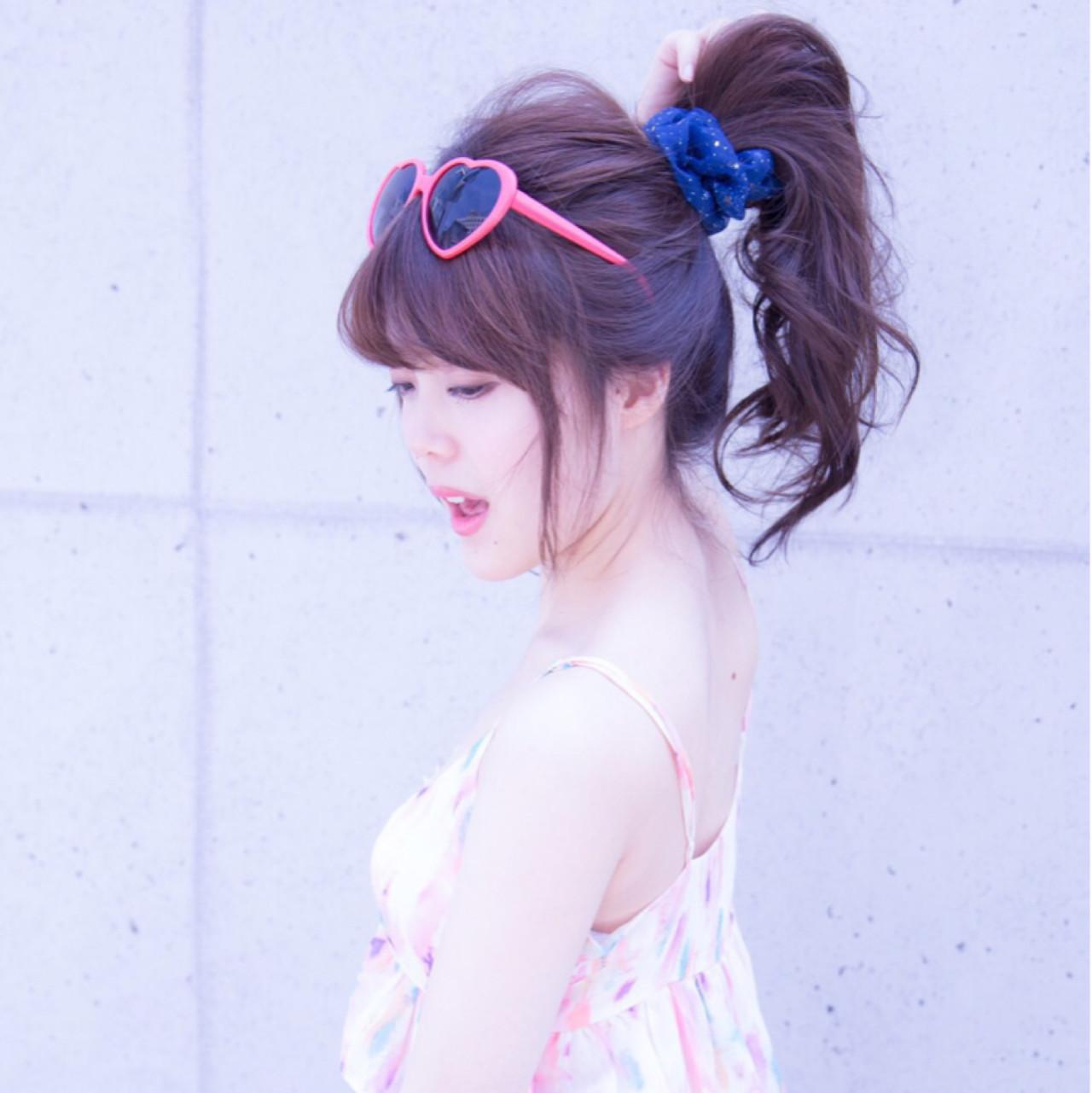 忙しい朝に◎簡単にまとめ髪が作れるロングヘアアレンジ集 山田 あかり