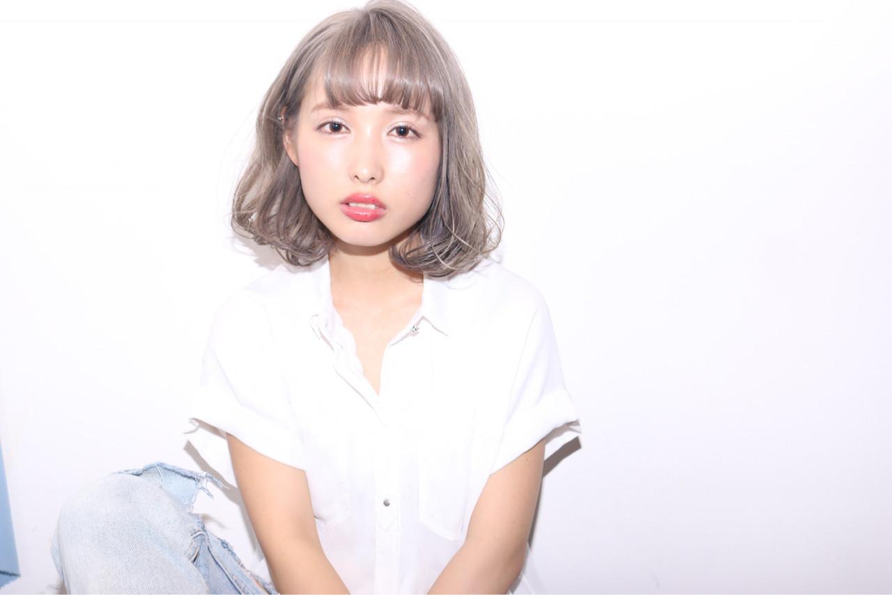 """憧れの""""外国人風髪色""""になりたい人におすすめヘアカラーはコレ♡ 久保 賢二"""