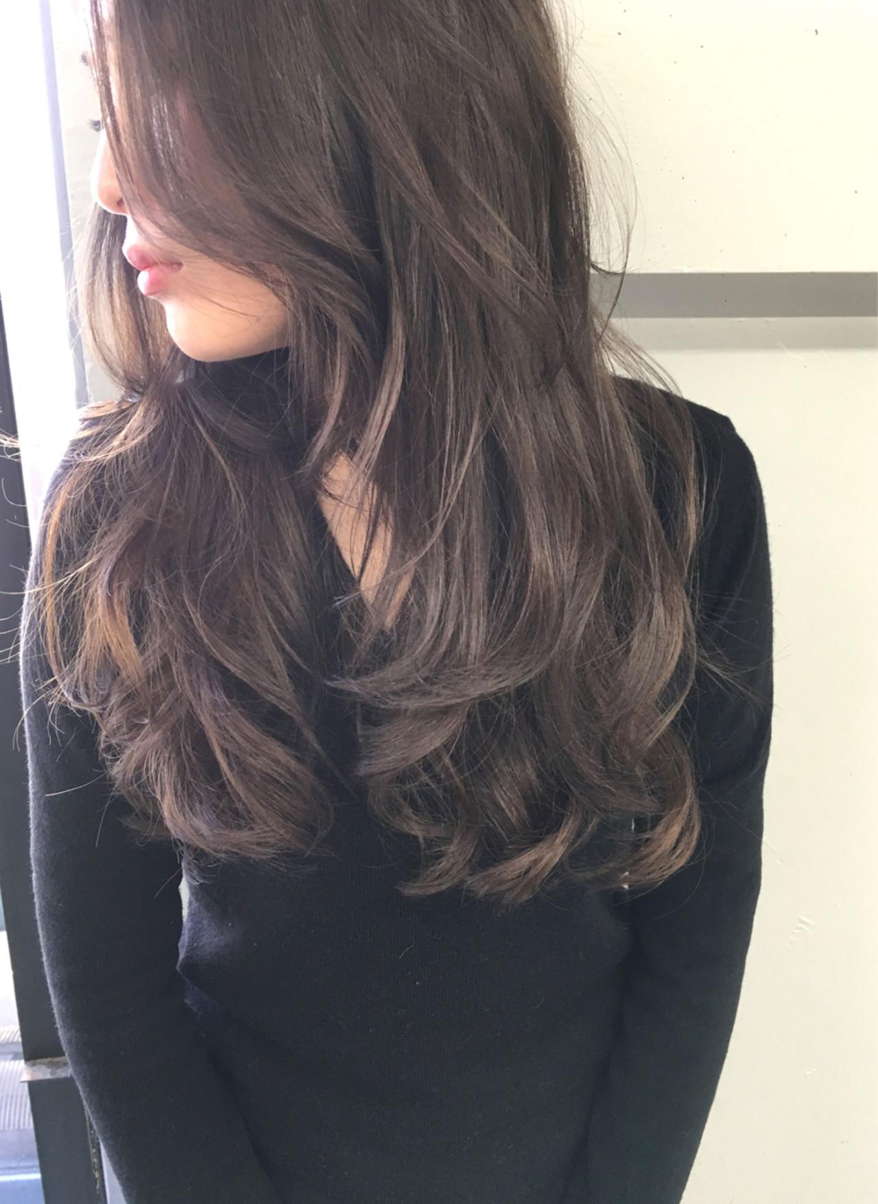 【外国人風ヘアカラー】なりたい髪色でカラーリングを変えるのが上級者♡ 清水 孝純