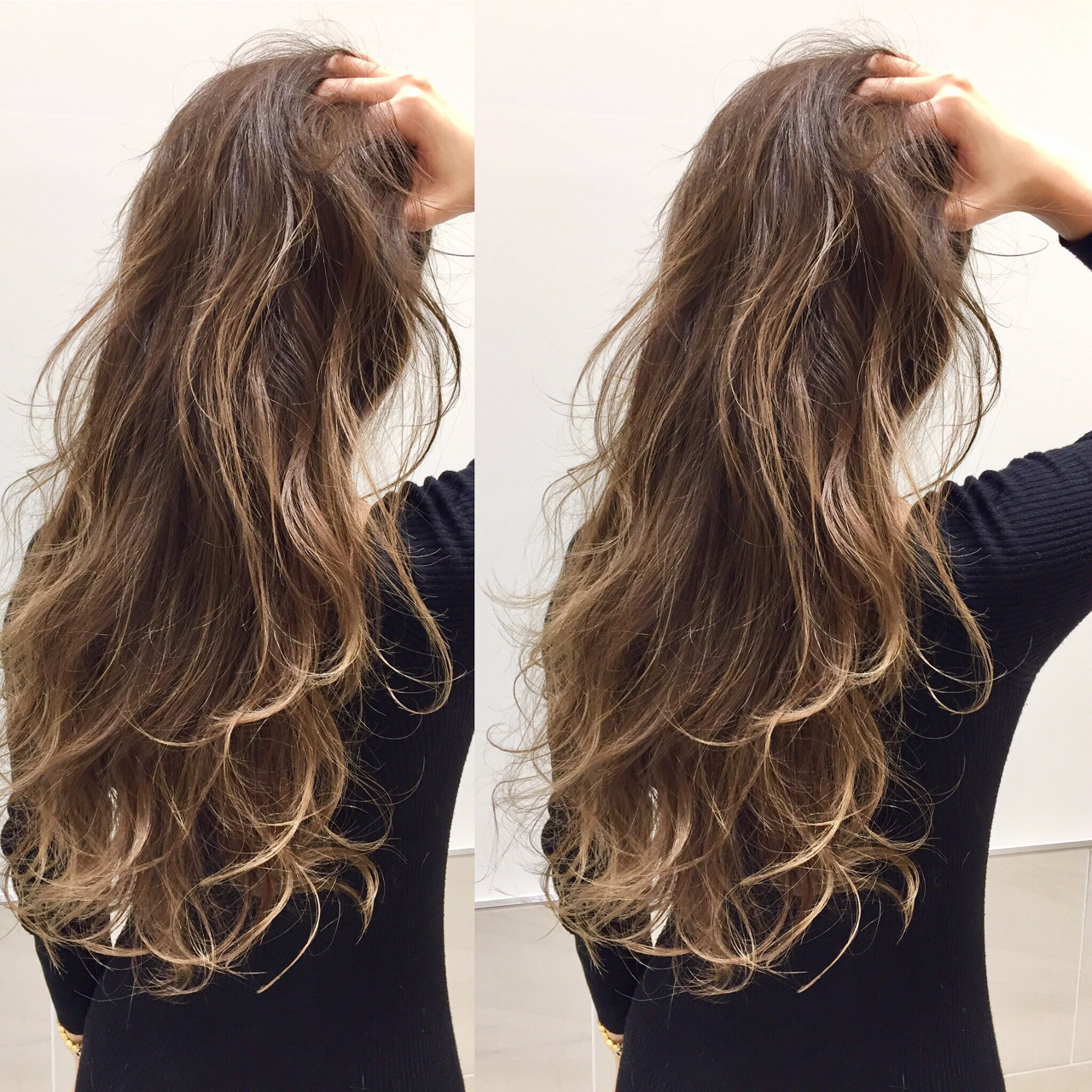 【外国人風ヘアカラー】なりたい髪色でカラーリングを変えるのが上級者♡ 永島 稔久