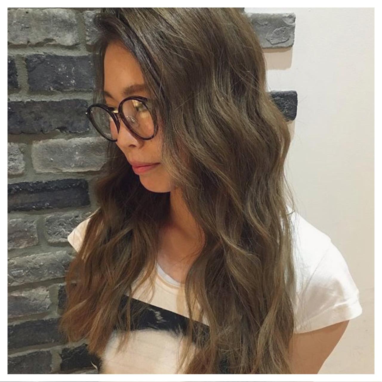 【外国人風ヘアカラー】なりたい髪色でカラーリングを変えるのが上級者♡ 山﨑 礼仁