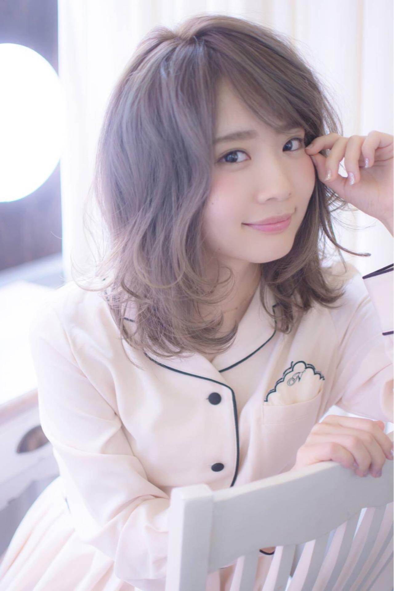 外国人風カラーで女度&色っぽさをあげる♡人気の外国人風カラー 田渕 英和/vicushair