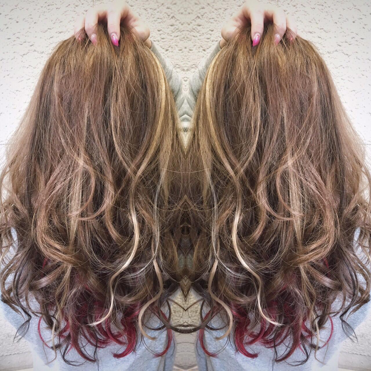【外国人風ヘアカラー】なりたい髪色でカラーリングを変えるのが上級者♡ 瀧口 和也