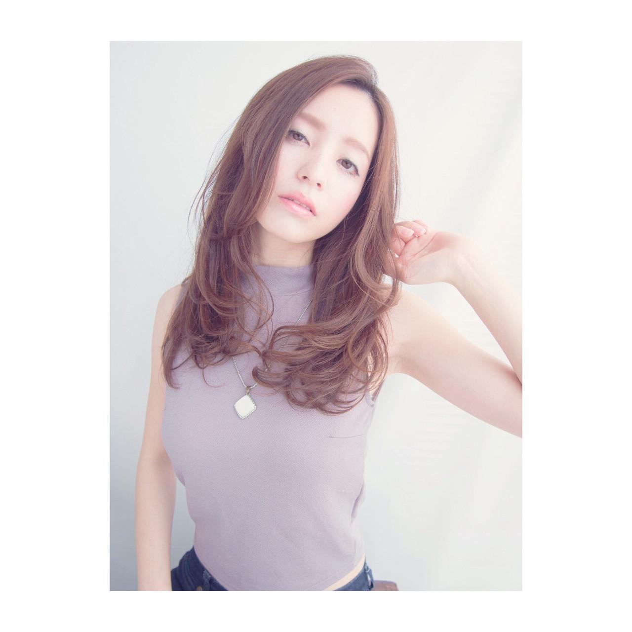 コンサバ 春 大人かわいい パーマ ヘアスタイルや髪型の写真・画像
