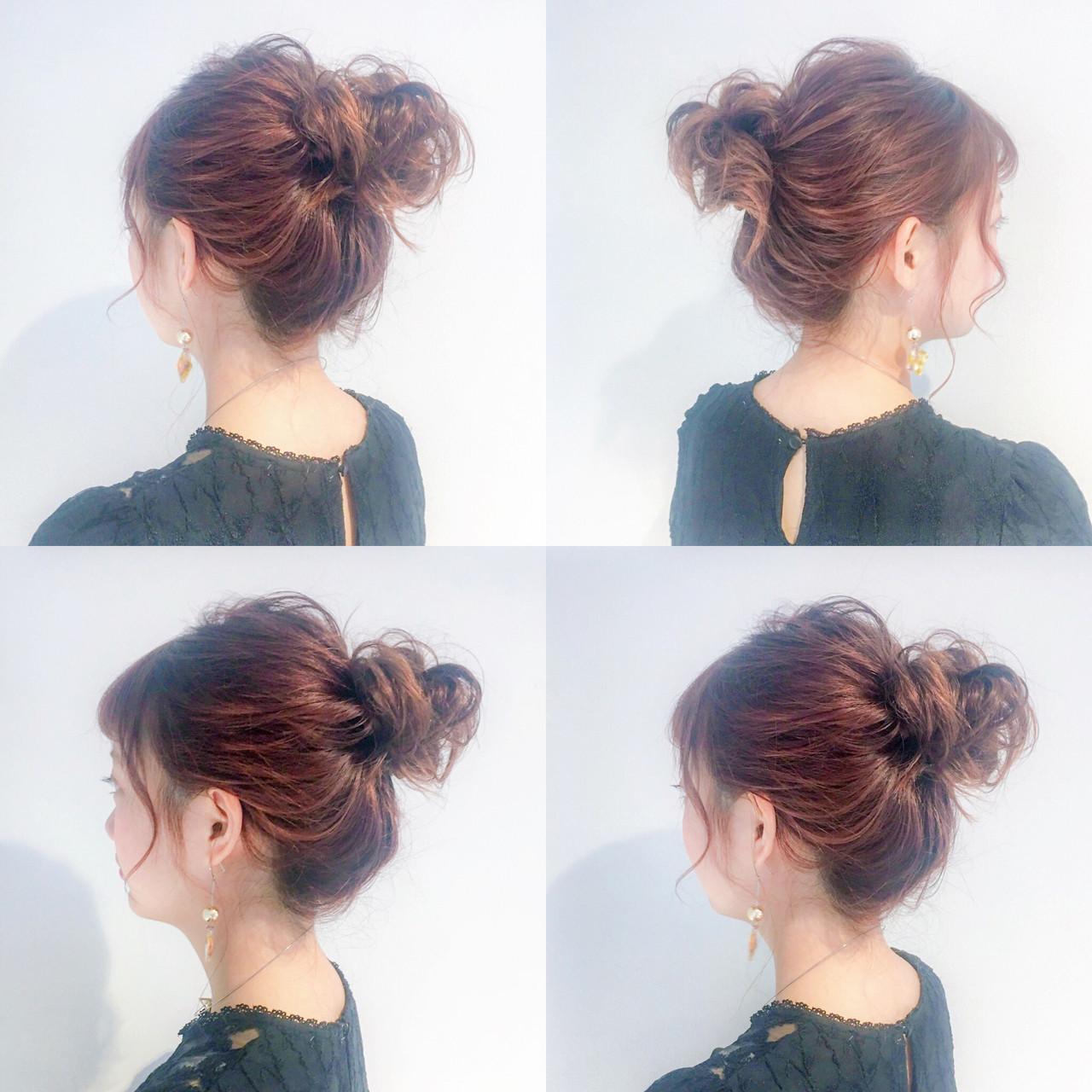 海外女子のヘアアレンジが可愛い♡バリエーション豊富なヘアアレンジ集 美容師 HIRO