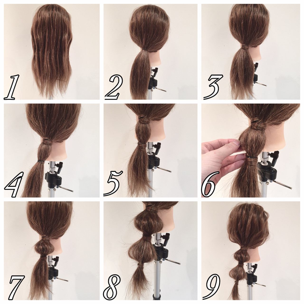 忙しい朝に◎簡単にまとめ髪が作れるロングヘアアレンジ集 木村 達沖