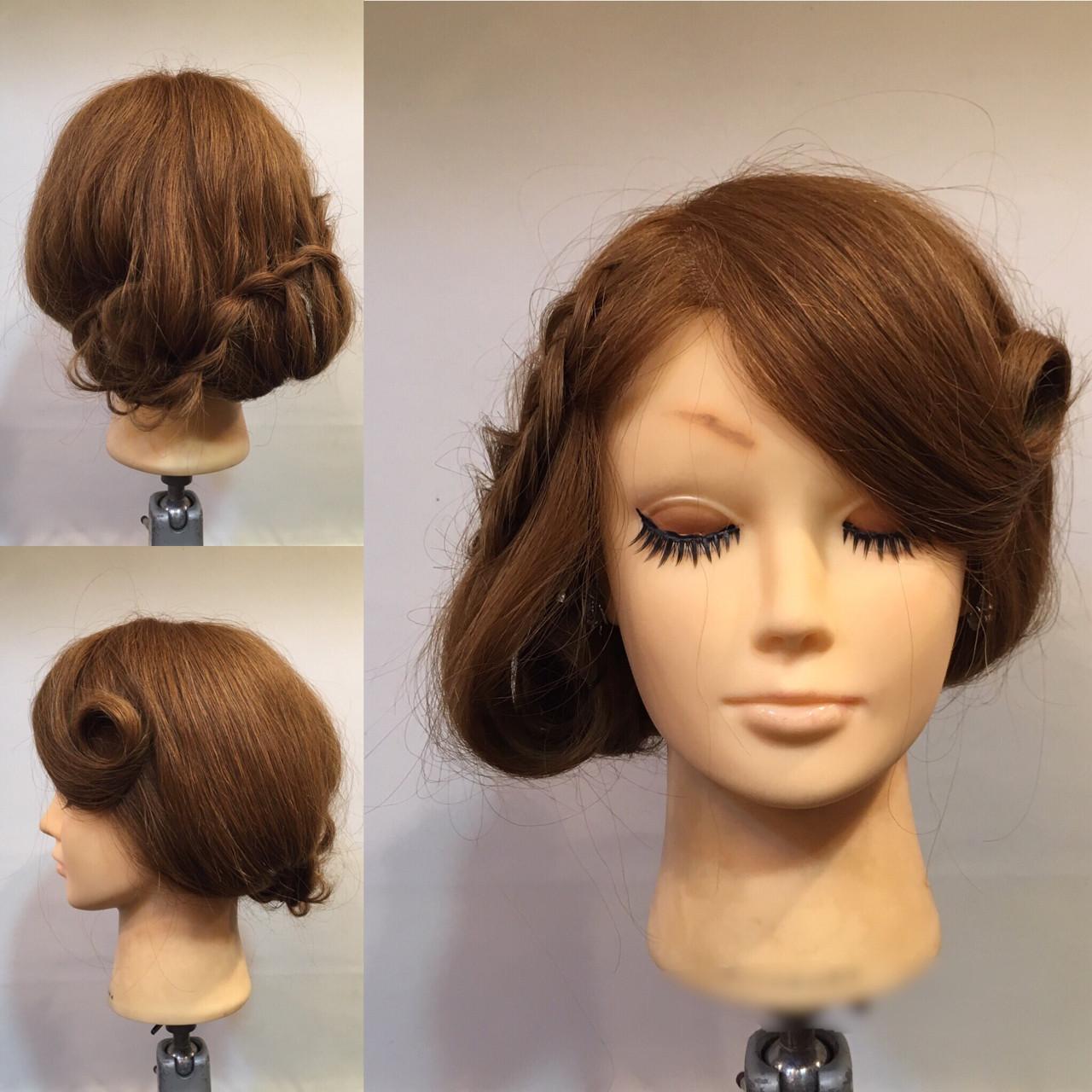 【長さ別】着物に似合う大人かわいいヘアアレンジで、はんなり美人に。 鈴木 健太郎