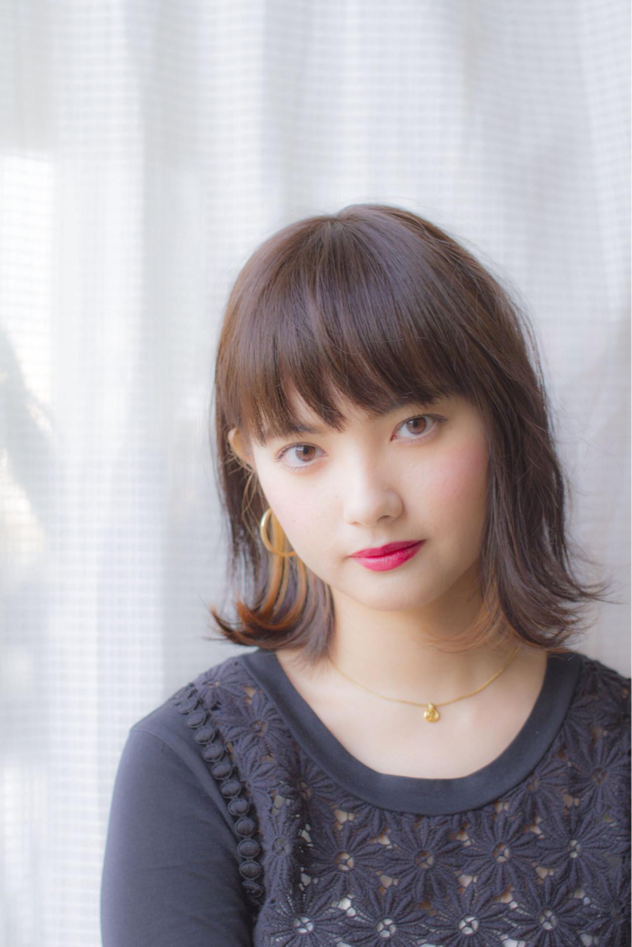 ミディアム グレージュ ストリート 外国人風 ヘアスタイルや髪型の写真・画像