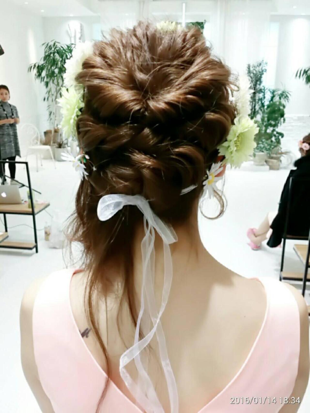 理想の結婚式を叶える♡なりたいイメージ別ウエディングヘアカタログ ナミナミ