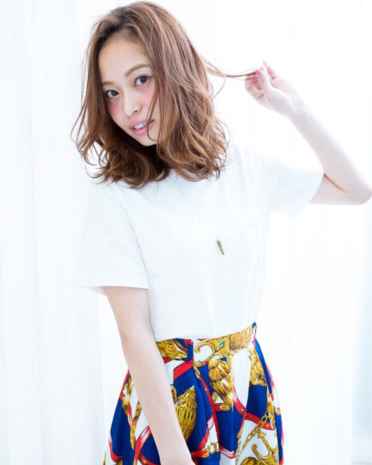 オシャレさんの代名詞♡今年の人気髪型をレングス別に特集! hayami wataru