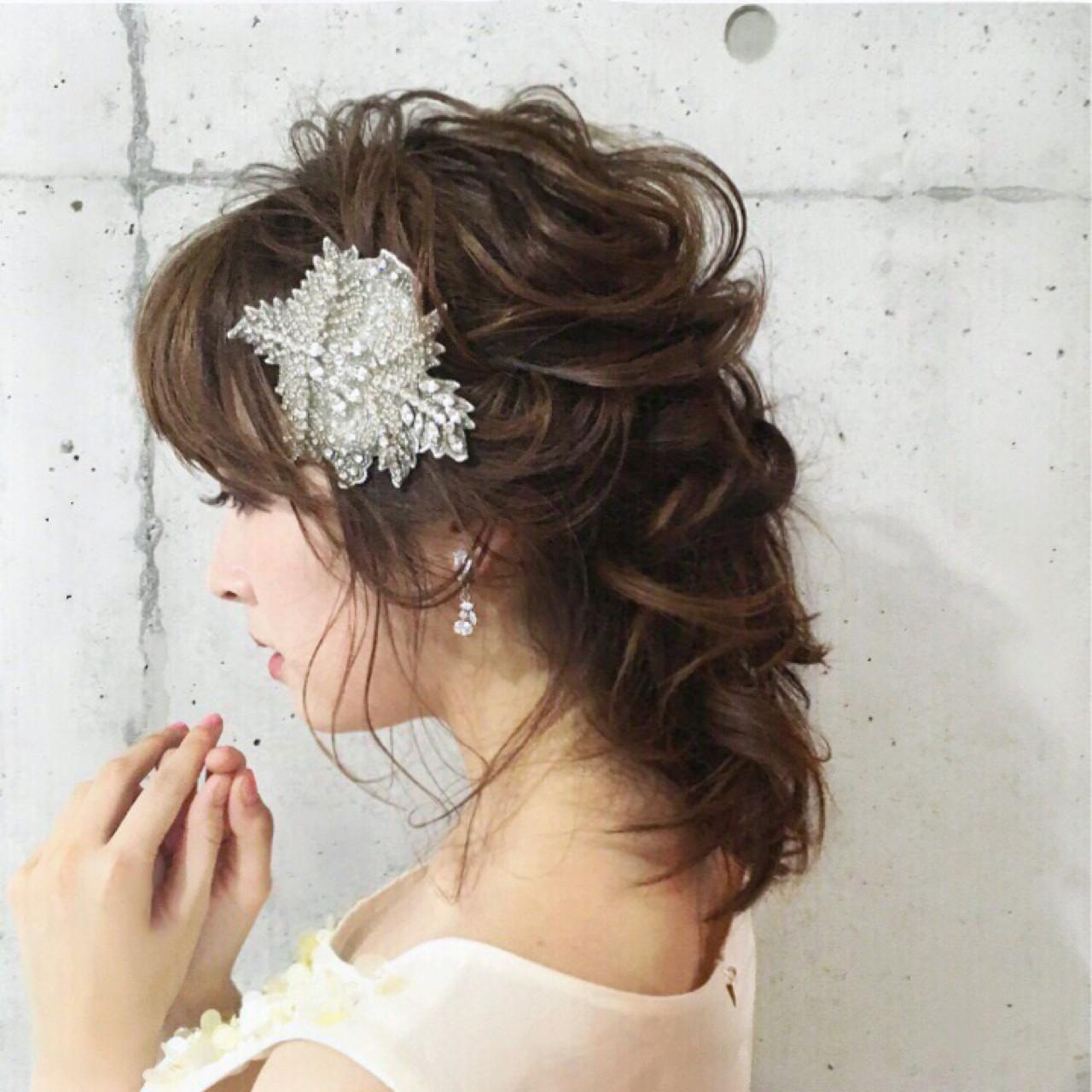 理想の結婚式を叶える♡なりたいイメージ別ウエディングヘアカタログ tomoya tamada