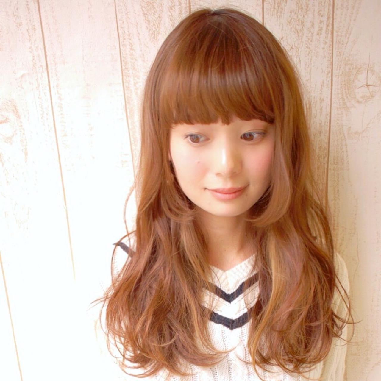 前髪でなりたい自分に!前髪の種類別にスタイルをチェックしてなりたい自分に♡ 柴立吉之助