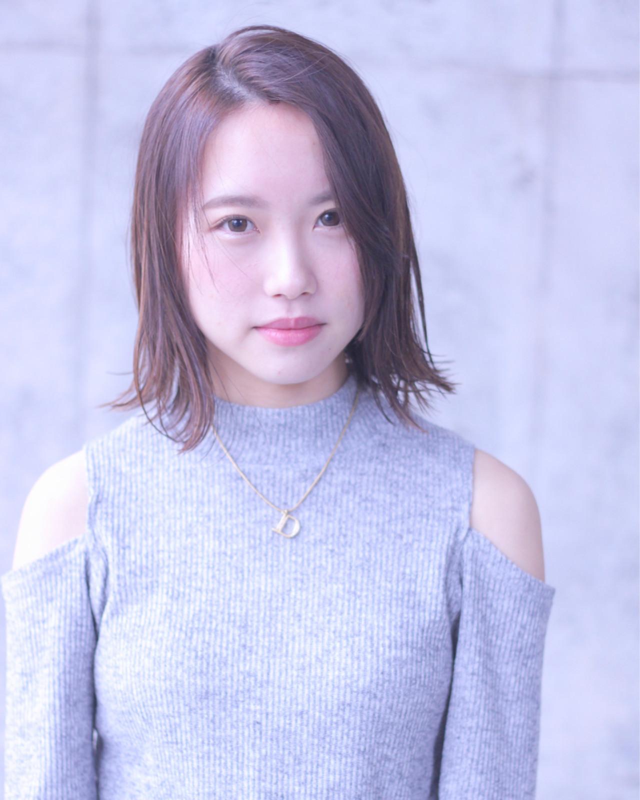 大人女子に人気の髪型とは?力の抜けたナチュラルさが魅力のヘアスタイル10選 Wataru Maeda