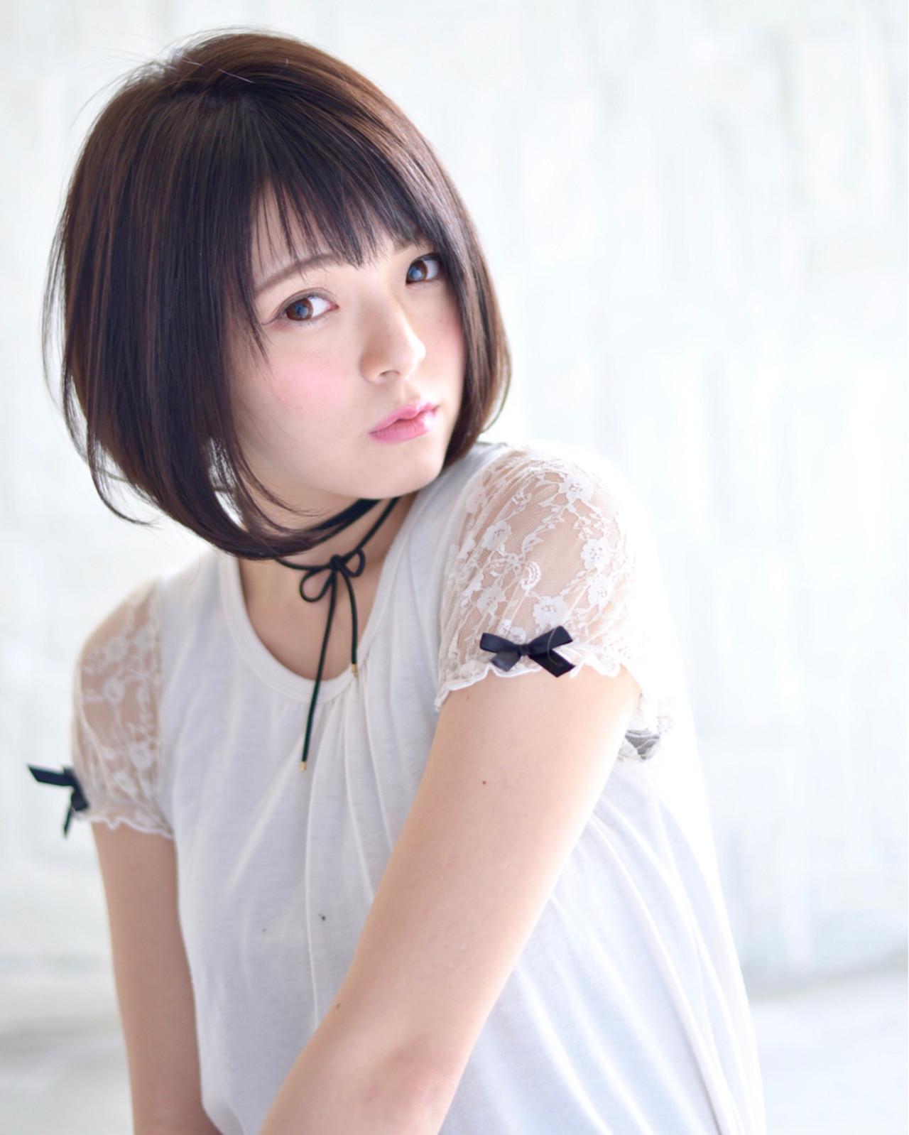 【男子ウケバツグン!】人気の髪型、ストレートヘアに挑戦しよう♡ 中野 裕介