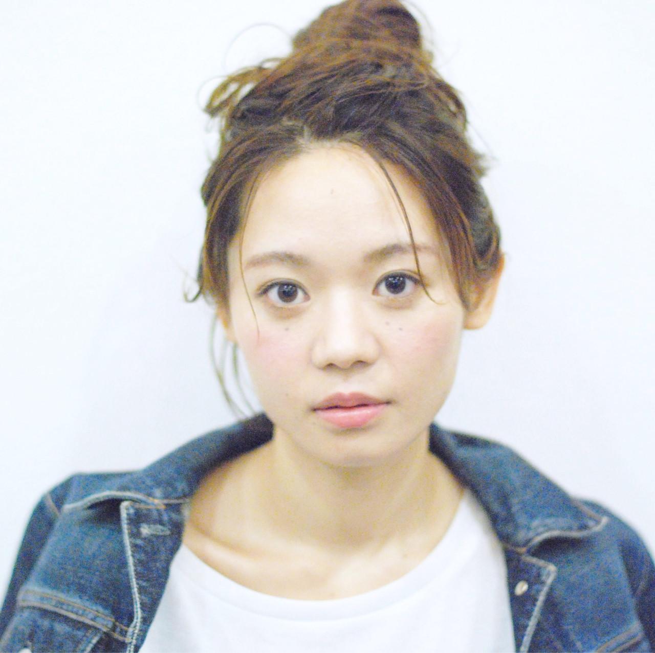 おでこスッキリ華やか!前髪ポンパドールの作り方♪短い前髪でも作れます 長 賢太郎 | HEART