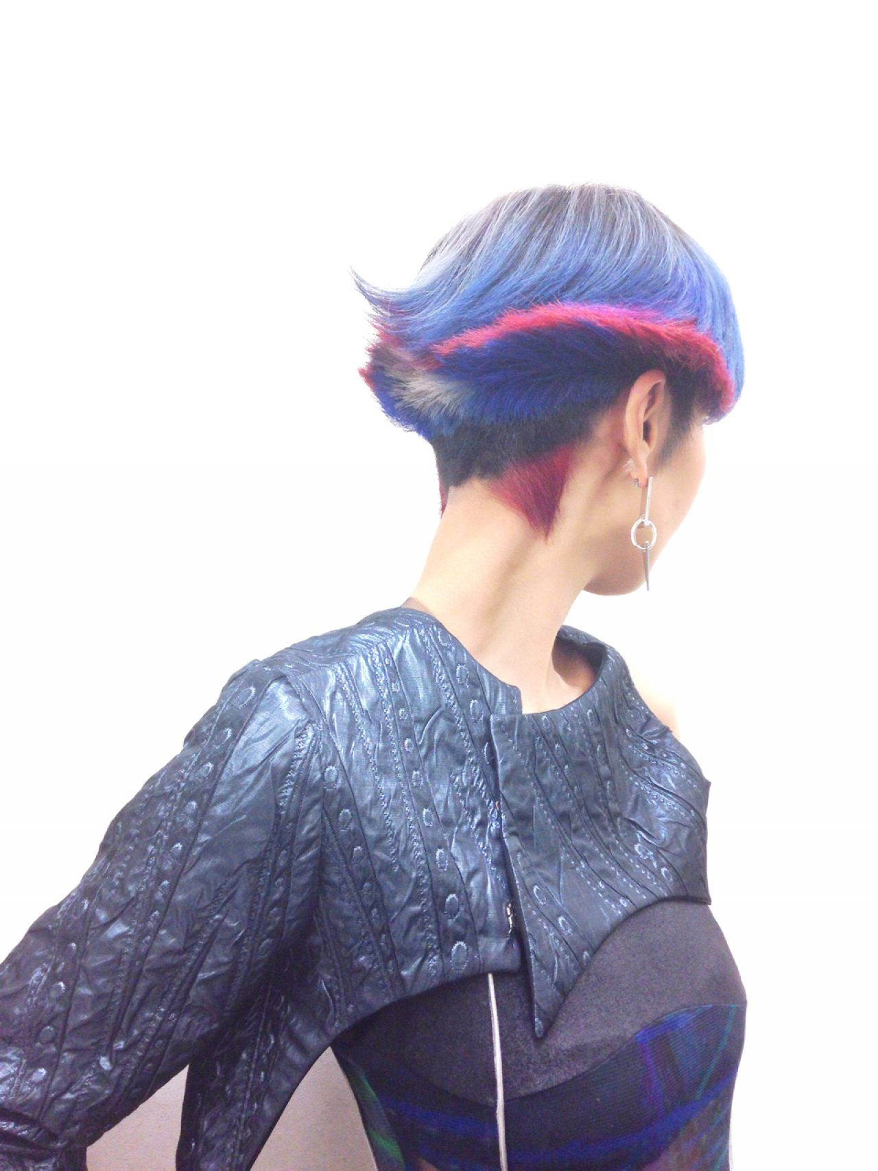 ショート 刈り上げ ヘアスタイルや髪型の写真・画像