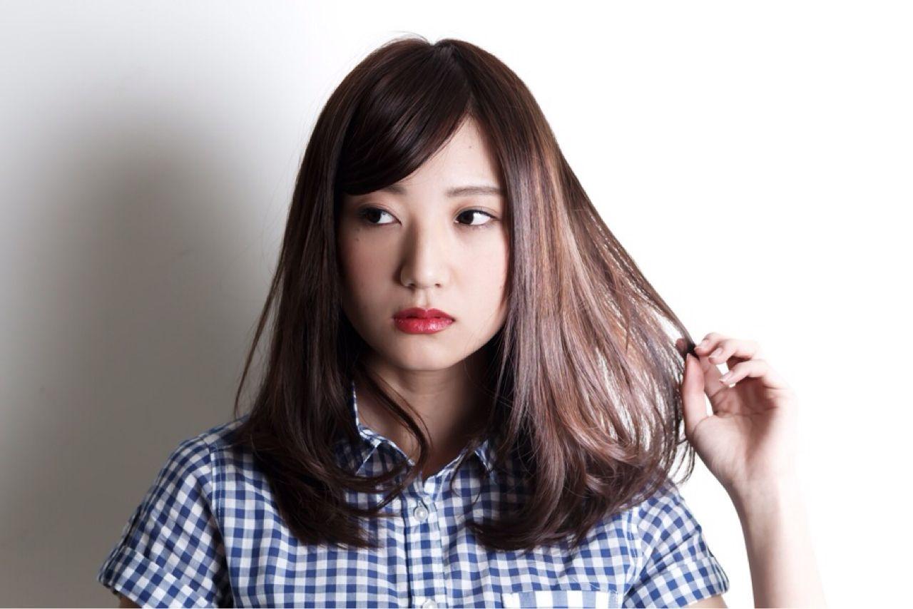 くせ毛の原因と種類を知ってる?自分で直せる簡単テクニックを紹介 地引 遥菜