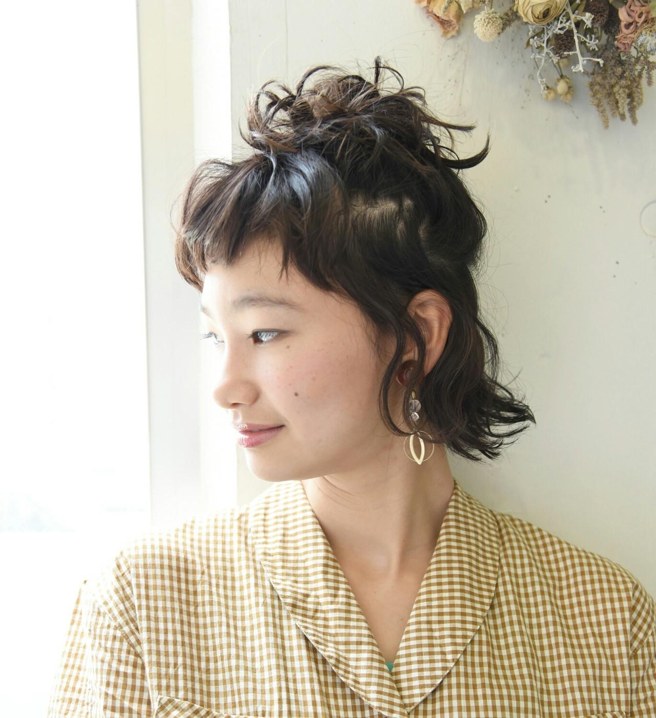 しっとり上品に。和装にピッタリの髪型は?簡単セルフアレンジ特集 山口 華絵 Lépés Nakameguro