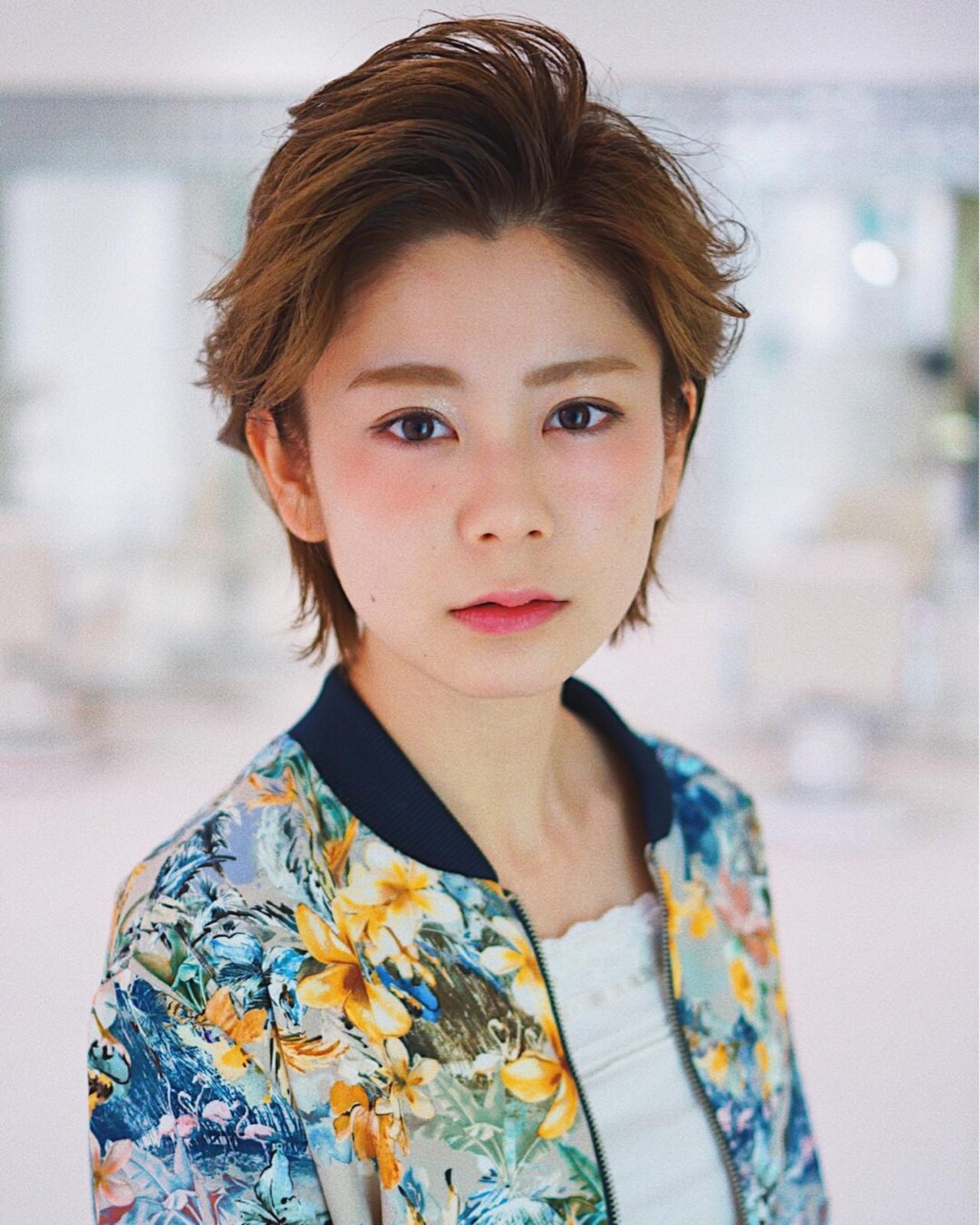 前髪でなりたい自分に!前髪の種類別にスタイルをチェックしてなりたい自分に♡ 紫牟田 慎