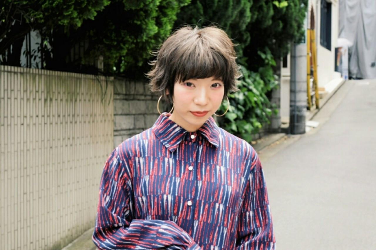 2017大人気カラー!アッシュグレージュで色っぽい女性に♡ 菊地 浩太